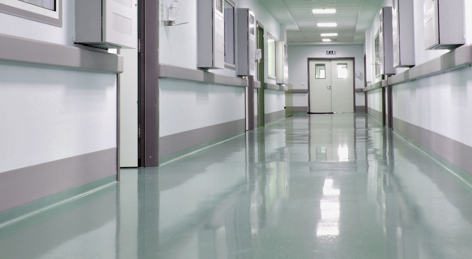 Hospital Safety Flooring